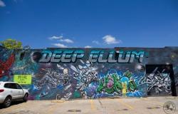 Street Art in Deep Ellum