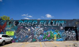 Street Art in Deep Ellum