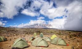 Shira 2 Camp Kilimanjaro