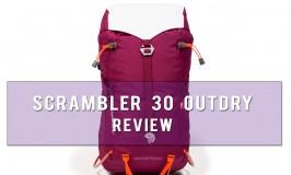 Mountain Hardwear Scrambler 30 Review