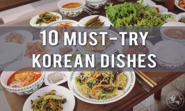 Korean Food Dishes