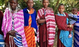 Maasai Women World Vision