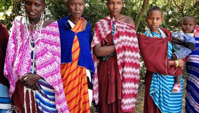 Maasai Women World Vision