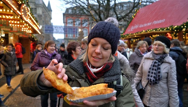 Foods to Eat at German Christmas Markets