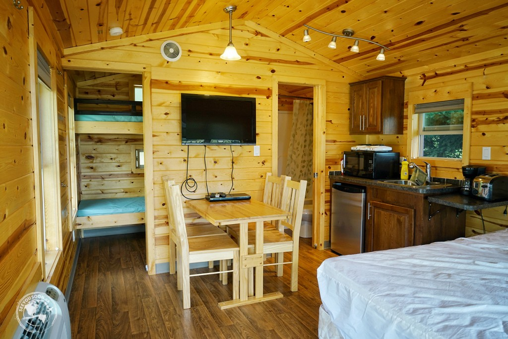 Where to stay on PEI KOA