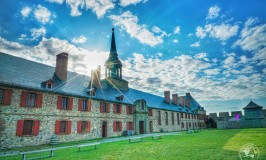 Fortress of Louisbourg Cape Breton