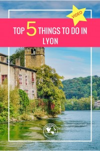 From culinary delights to secret passageways, historic architecture and urban development, here are the top 5 things to do in Lyon!