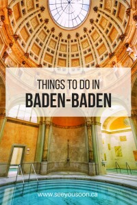 On the edge of the Black Forest, Baden-Baden is Germany's capital of luxury - thermal spas, Michelin-star restaurants, and sophisticated entertainment.