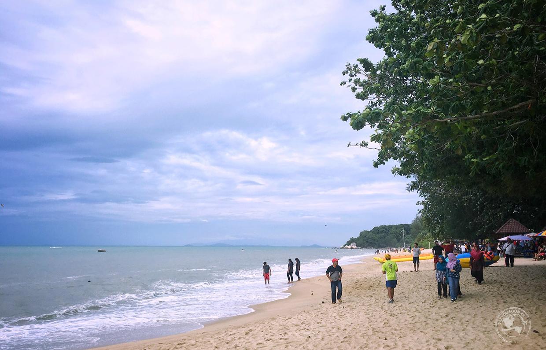 Beaches of Penang, Malaysia