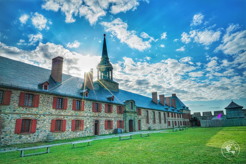 Fortress of Louisbourg Cape Breton