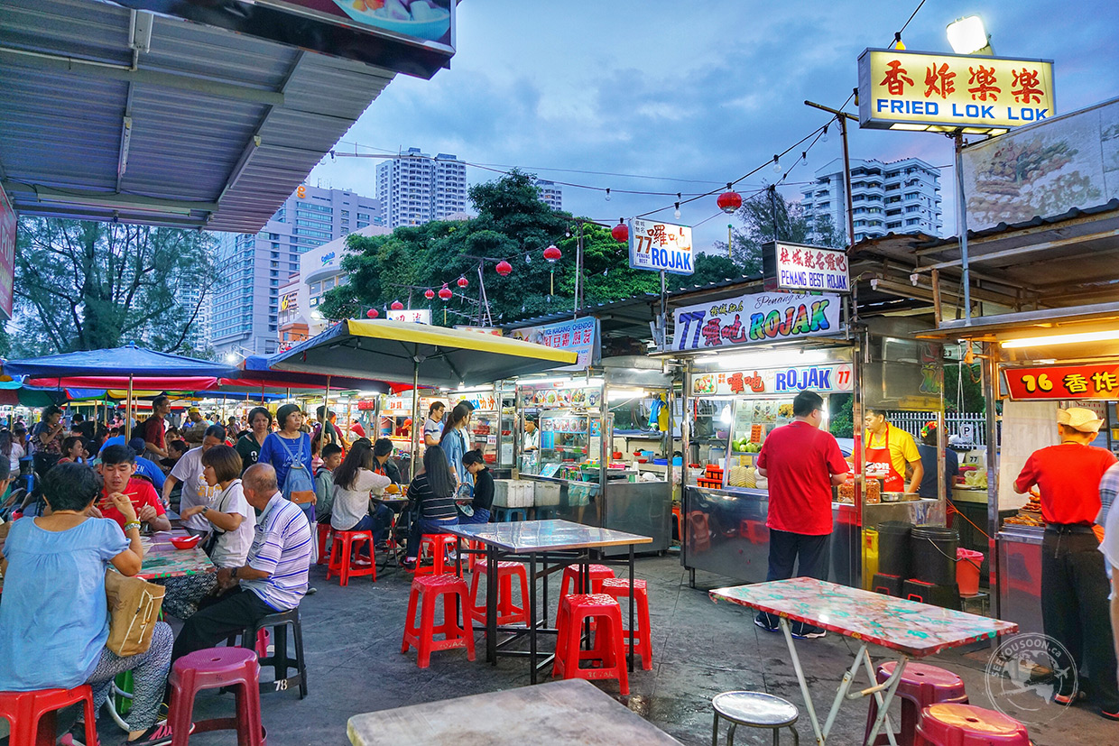 Where to eat in Penang, Malaysia