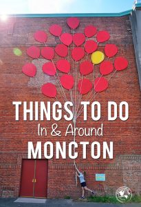 From street art to lobster cruises, check out this entertaining video and post about things to do in Moncton, New Brunswick.