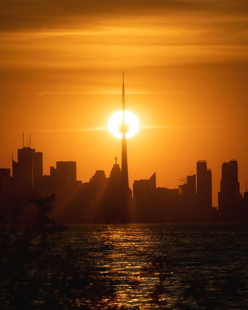 Top photography spots in Toronto