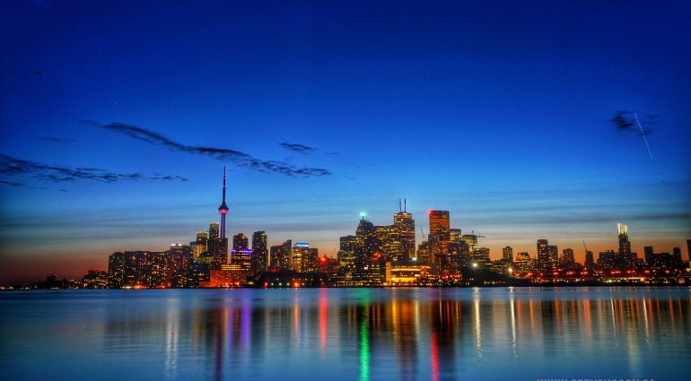 Best photography spots in Toronto